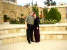 Linda and Graham Crabtree were married in November 2002 at the Yermasoyia Town Hall in Cyprus.