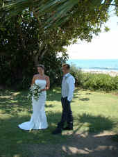 Sea view wedding in Paphos Cyprus