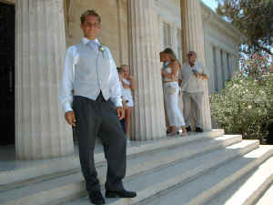 Alan - wedding pictures in Paphos Cyprus